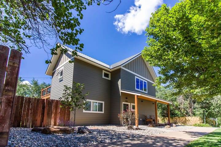 Newly Built Home In Historic Downtown Durango