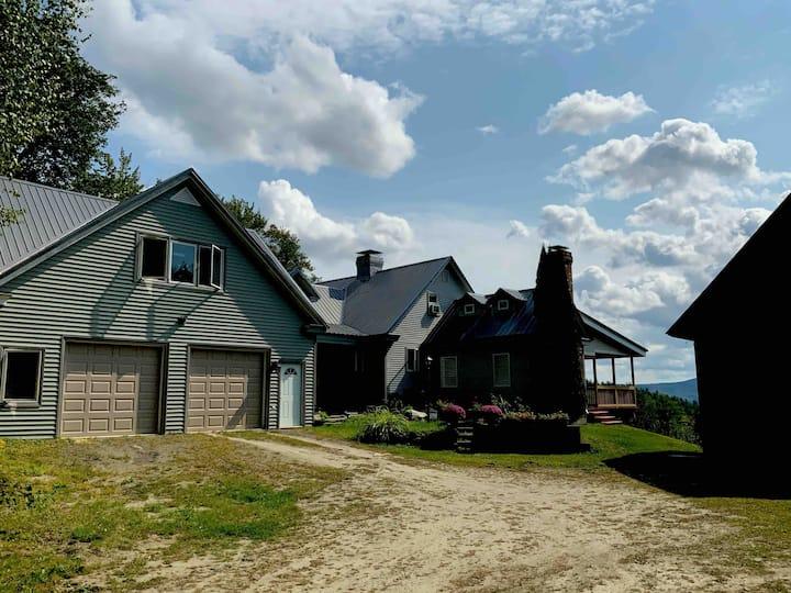 Hidden House Vermont Private Apt. Mt. Retreat