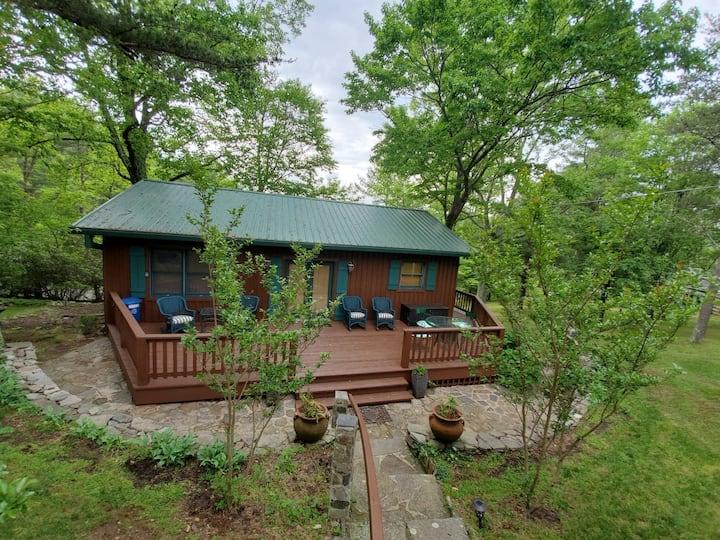 Fern Cottage by Buffalo Mountain Getaway