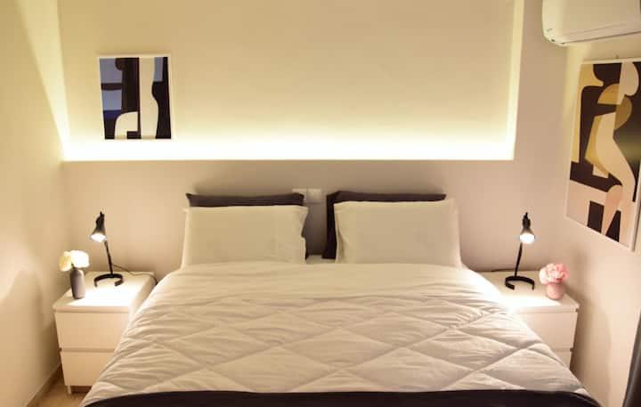 Mac luxury apartment