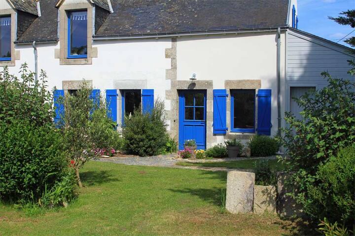 Ty-Gouelan , Chambre proche de la plage - Trégunc - Bed & Breakfast