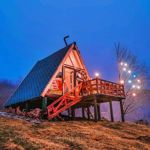 Kızılkaya bungalov evleri köknar evim