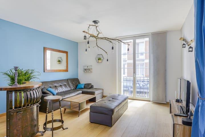 Les Docks - Apartment 4 persons - Le Havre