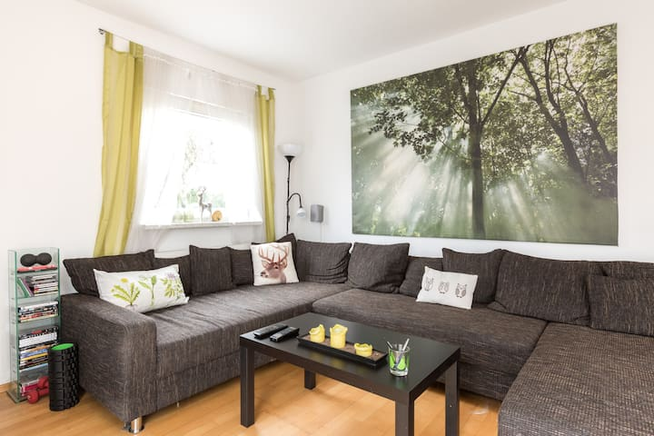Beautiful private rooms in Berlin - Berlin - Hus