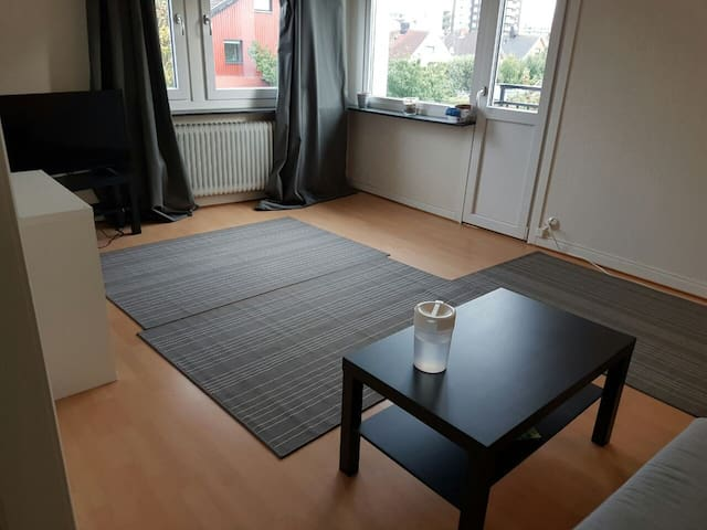 Nice area and close to centralstation - Gothenburg