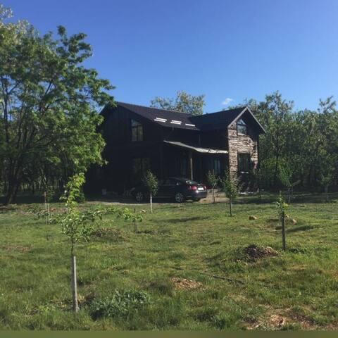 POLOVRAGA - casa rural con tina