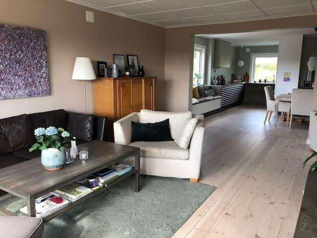 Superkoselig Oslo-hjem