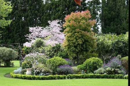 Bright and Quiet With a Garden Surprise - Kerikeri