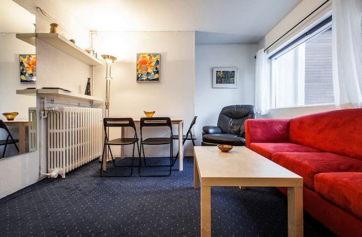 Cosy private apartment near center and university
