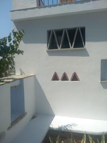 Cycladic Home
