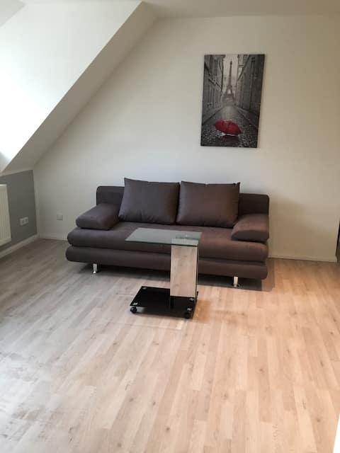 2 Zimmerwohnung mit Küche und Bad ca. 50m2