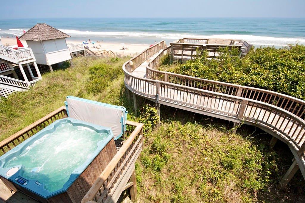 SS19: Shore's Fun | Walkway To Beach