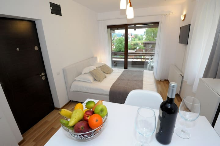 Apartaments with montain view - Bușteni - Apartment