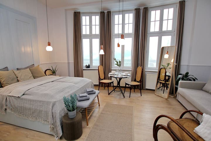 Presidential Apartment at Deák Square | AC