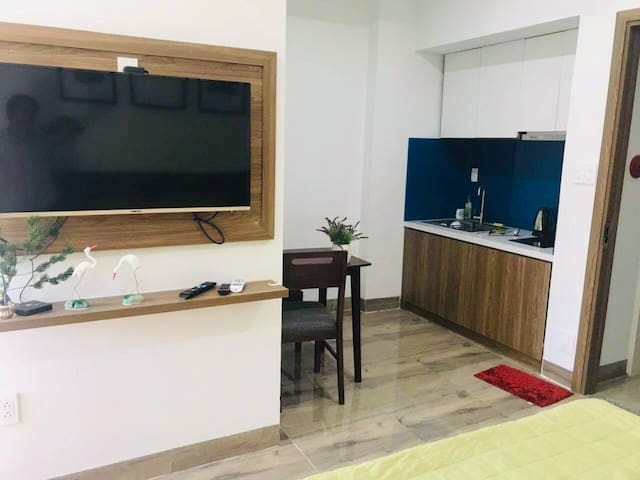 ORCHID APARTMENT *MY AN Area*300m to the beach
