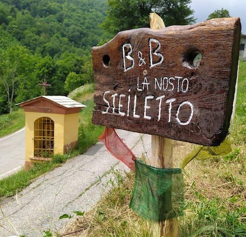 B&B La Nosto Steiletto (Vallone dell'Arma)