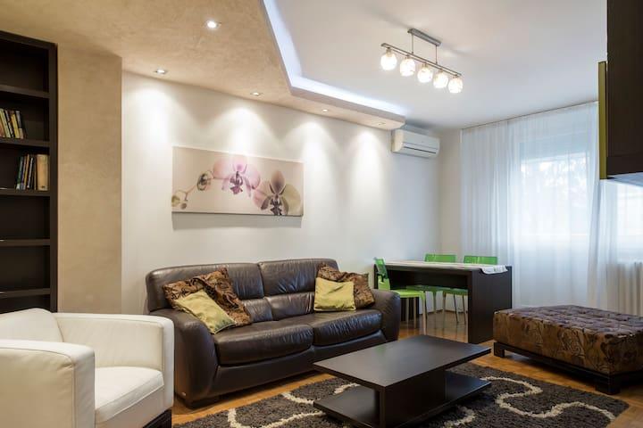 Apartman Usce