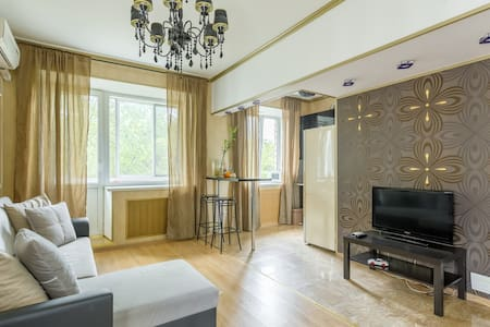 Exclusive apartments on Tverskaya .The very center