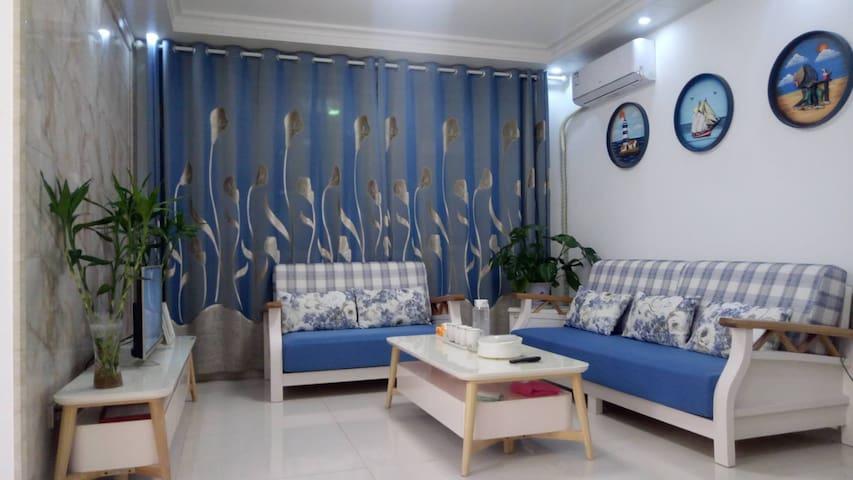 市中心东昌湖、区妇幼保健院精装时尚大两居