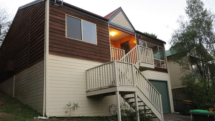 Mountain Views Cedar Cottage