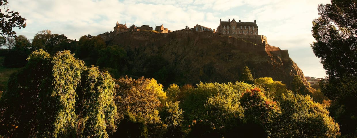 Vacation rentals in Edinburgh