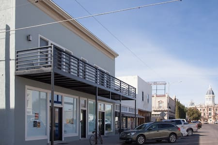 Downtown Marfa with a View - Marfa