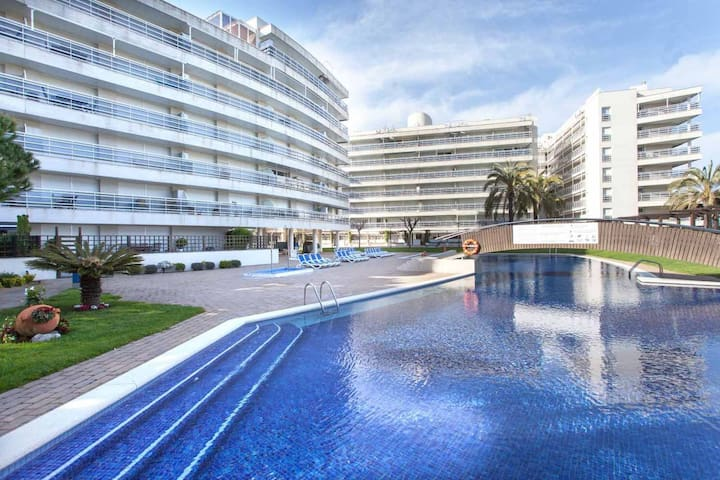 Apartments S'Abanell Central Park - Blanes