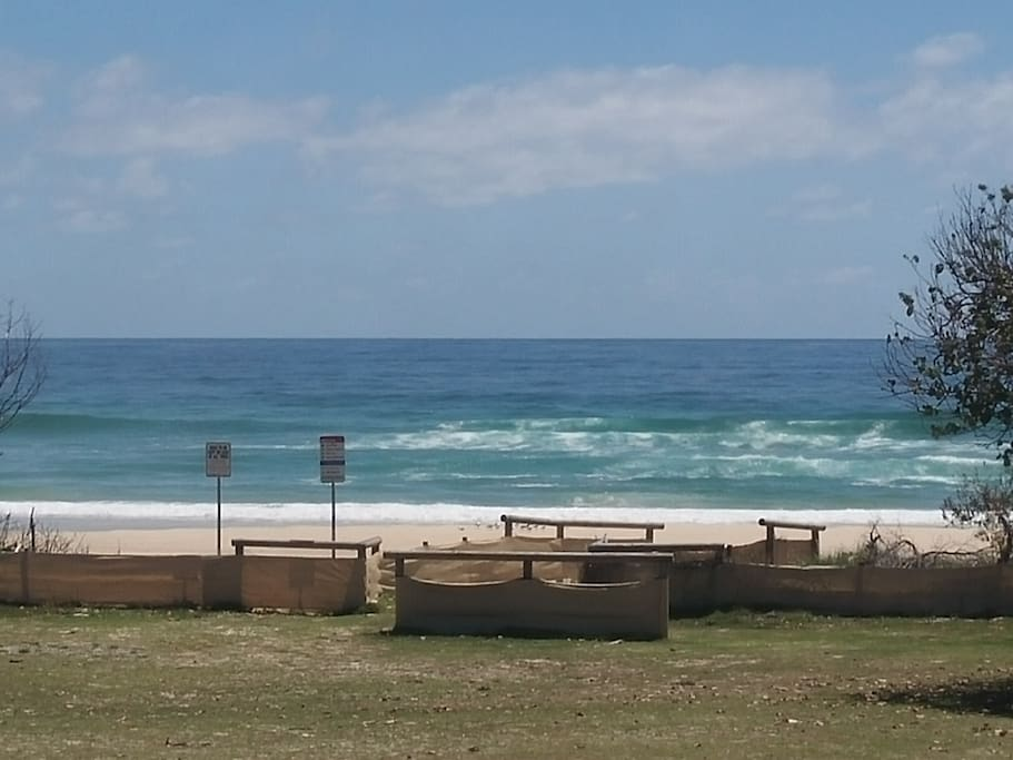 Kingscliff Beach - 150 metre walk