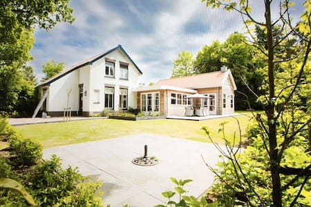 Beautiful villa with big garden - Den Dolder - Villa