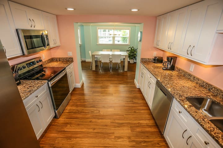 Welcome to 203 Fairweather Lane, Villa C, your cozy and affordable home away from home.