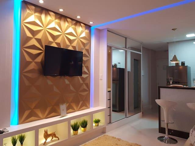 Apart Hotel Farol Barra Flat Salvador-BA