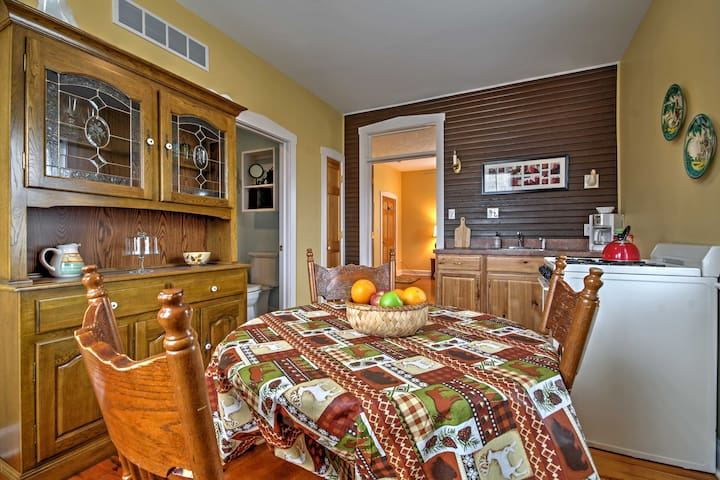 NEW! Immaculate1BR Berger Apartment on Farm!