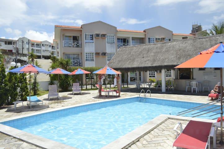 Yacht Village Flat -102. Ponta Negra. Natal
