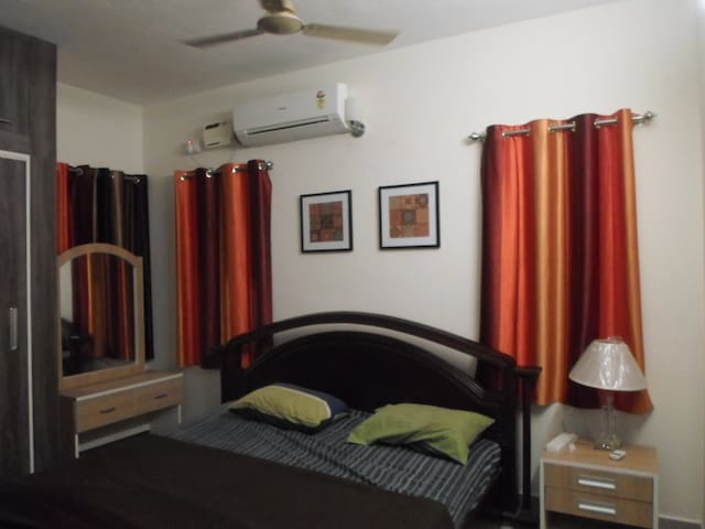 Short Stay in Chennai 3BHK Fully Furnished - Kanchipuram