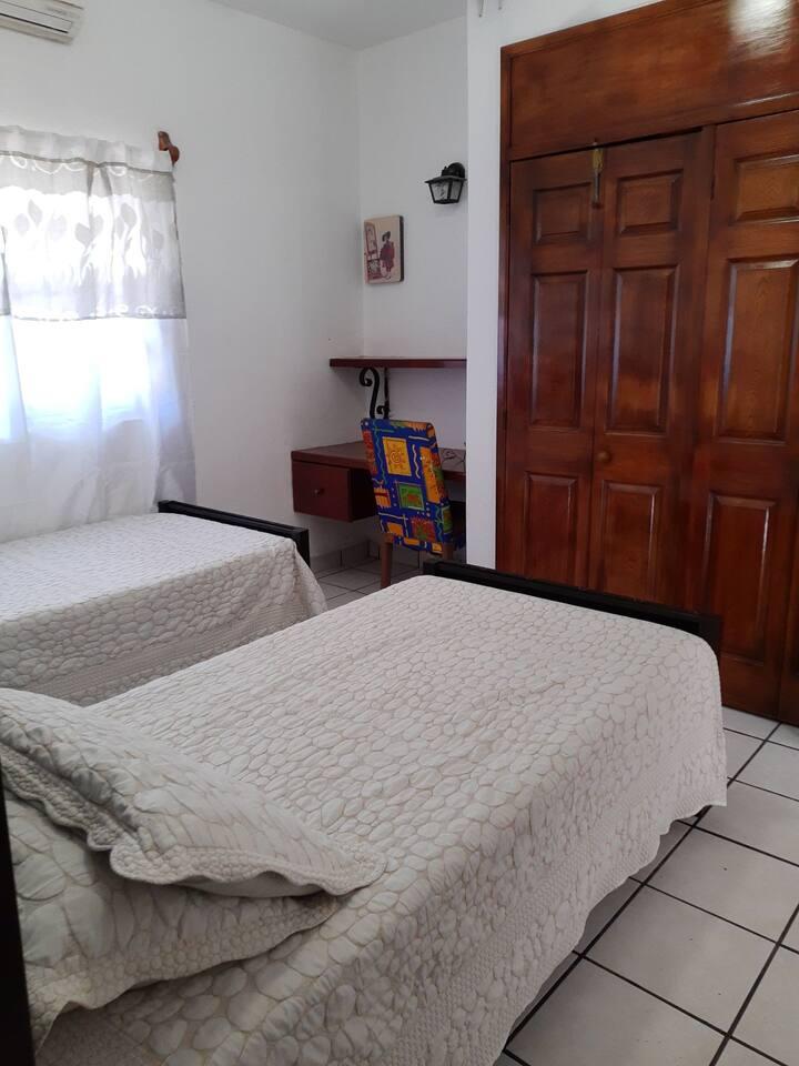 Habitación en Manzanillo