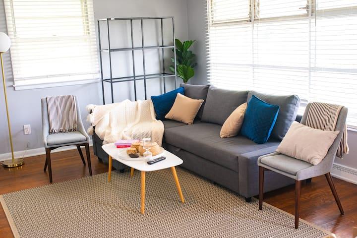 3Bedroom Sunny Home near The Borgata