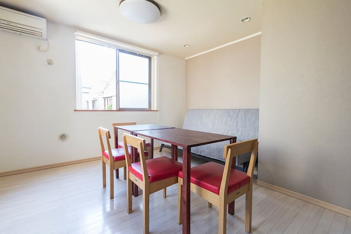 Large House, Ueno 10mins by train - Arakawa-ku - Huoneisto