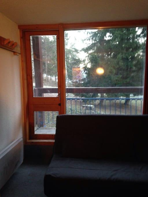 Studio agr able l montagne wohnungen zur miete in - Petit appartement studio allen killcoyne ...
