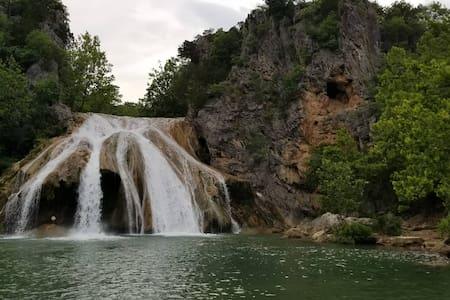 Cabin Villa 6 - Turner Falls Cabin Rentals
