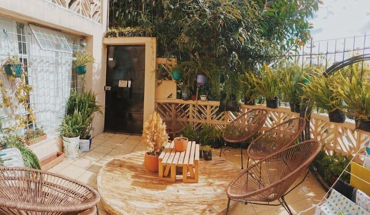 Warm and Cozy flat in La Floresta!