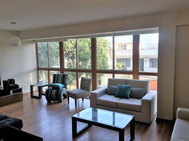 Nice apartment in the heart of Barranco