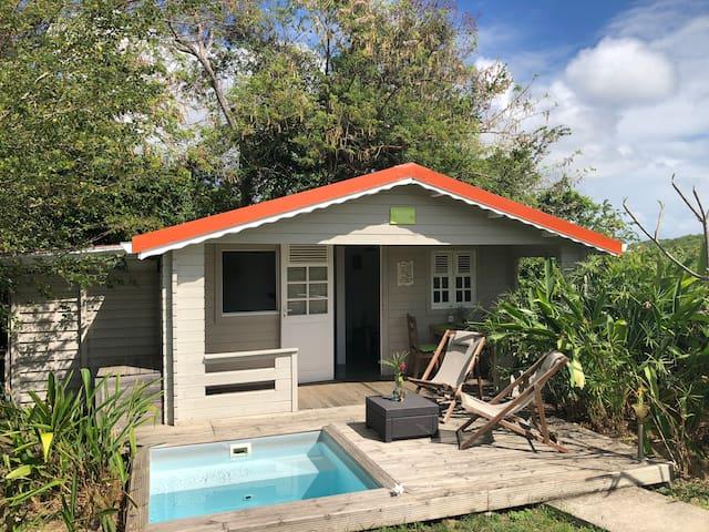 Location TiKaz pointe sud Martinique