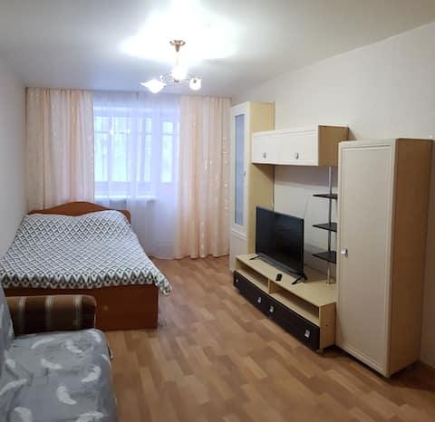 Уютная 1-я квартира в центре Кирова