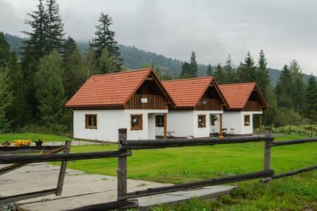STUDIO 2 - Parter w domku całorocznym nr 2 - Szczyrk