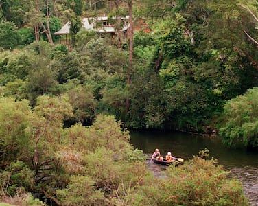 Water Gums Retreat Barrington River