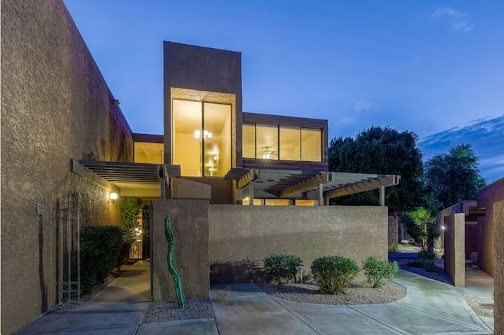 SANITIZED - McCormick Ranch Maravilloso - Lake front Villa inside Scottsdale Resort - By PADZU