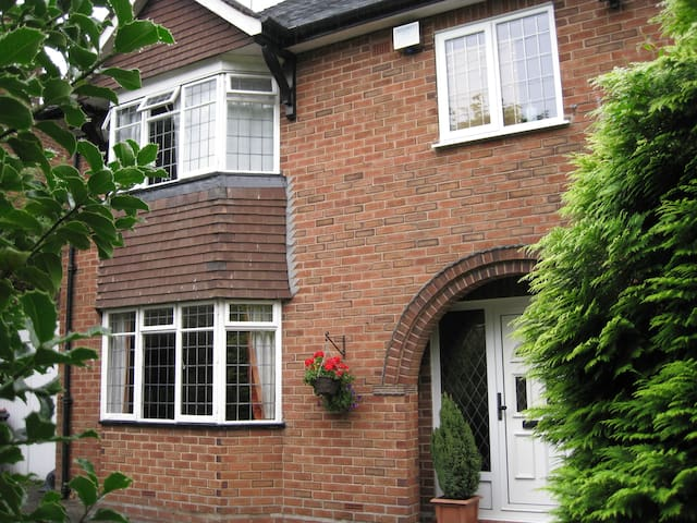 Detached house - Newcastle-under-Lyme - Dom