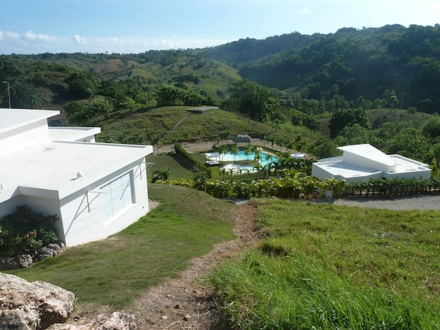 Petite villa 2 chambres - Río San Juan - Villa