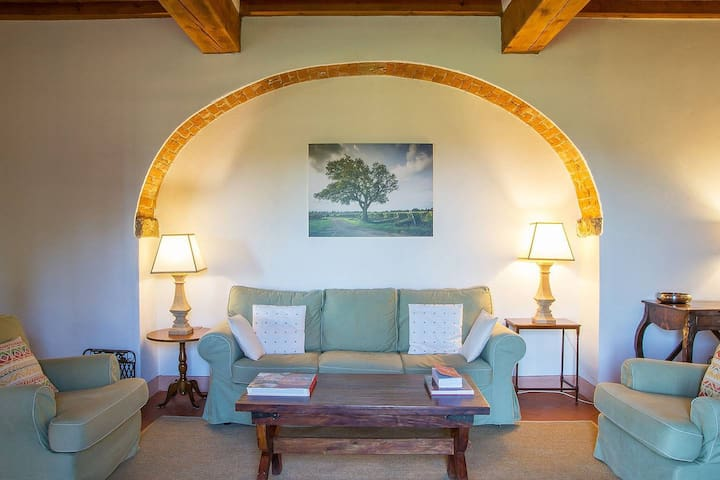 Noble mansion in Bolgheri - Your Villa in Tuscany