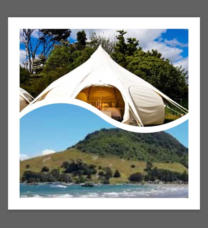 Glamping Out @ The Mount